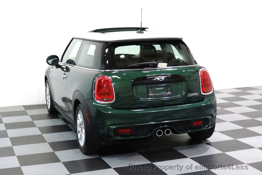 2014 MINI Cooper S Hardtop 2 Door CERTIFIED COOPER S HATCHBACK  - 17308040 - 28