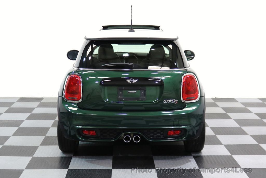 2014 MINI Cooper S Hardtop 2 Door CERTIFIED COOPER S HATCHBACK  - 17308040 - 29