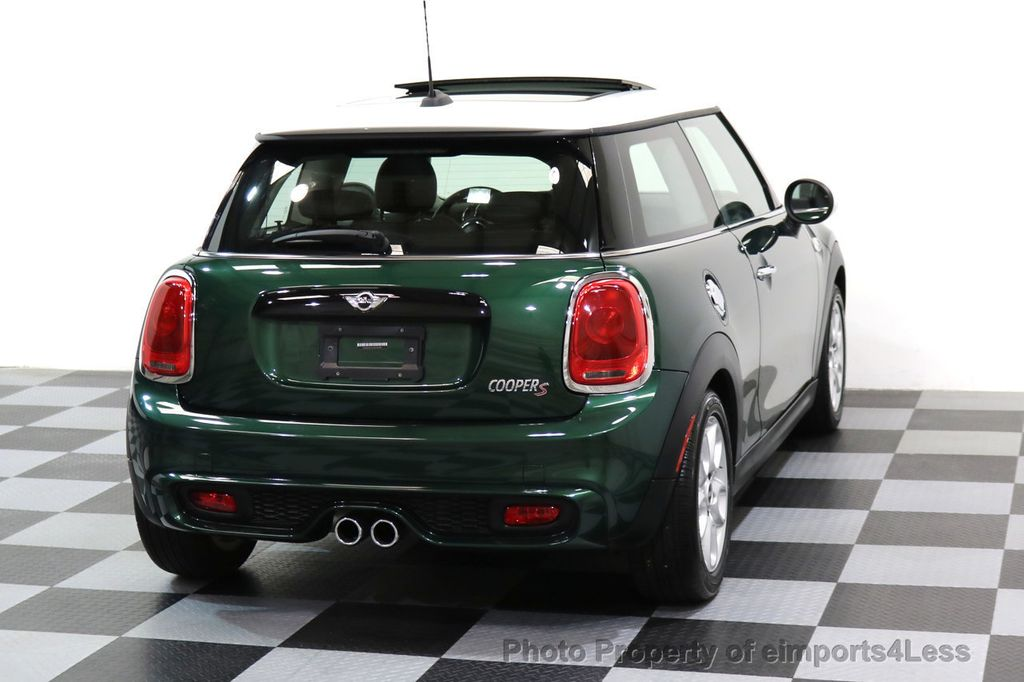 2014 MINI Cooper S Hardtop 2 Door CERTIFIED COOPER S HATCHBACK  - 17308040 - 30