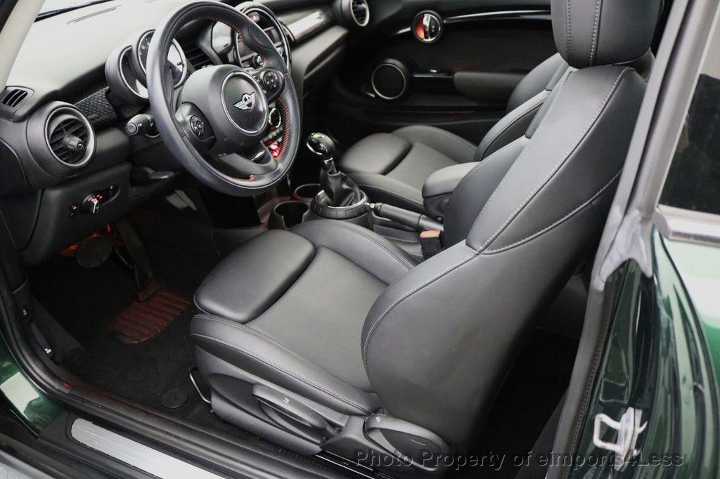 2014 MINI Cooper S Hardtop 2 Door CERTIFIED COOPER S HATCHBACK  - 17308040 - 34