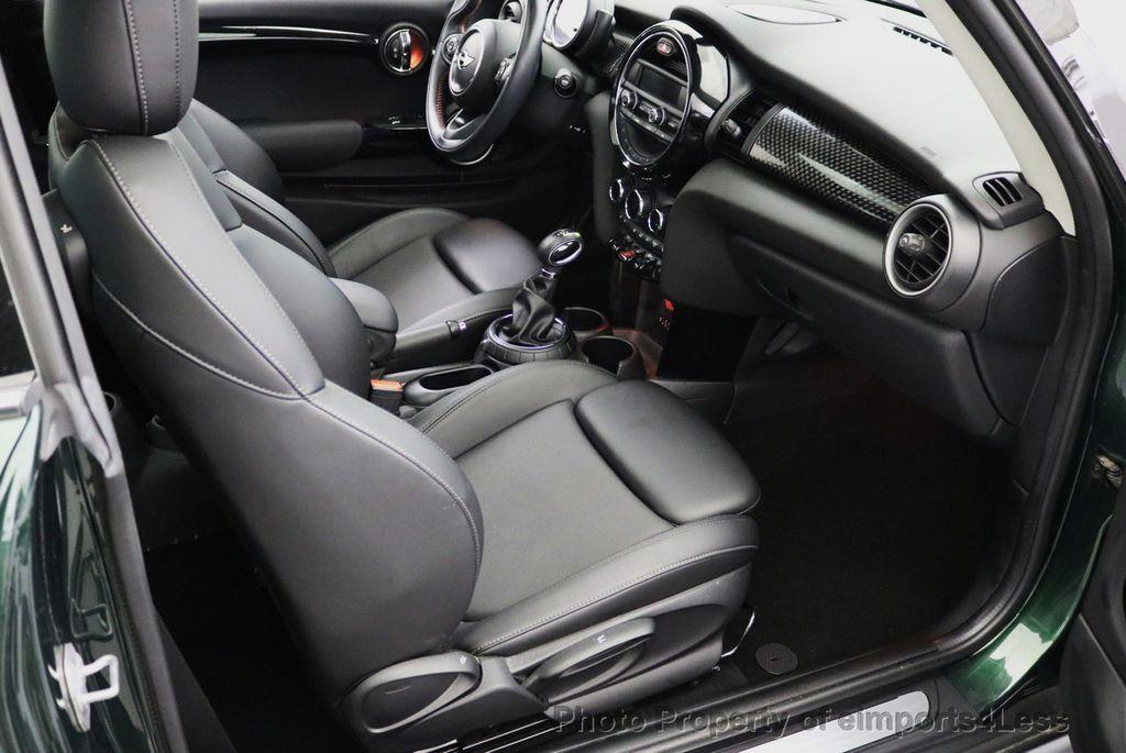 2014 MINI Cooper S Hardtop 2 Door CERTIFIED COOPER S HATCHBACK  - 17308040 - 35