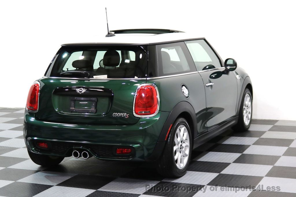 2014 MINI Cooper S Hardtop 2 Door CERTIFIED COOPER S HATCHBACK  - 17308040 - 3