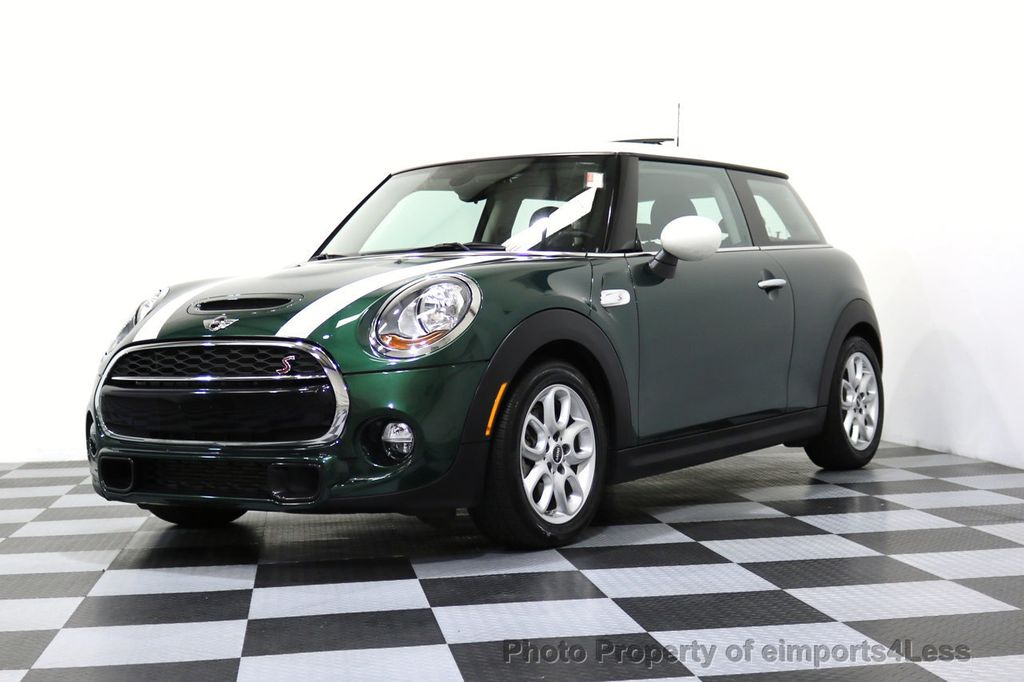 2014 MINI Cooper S Hardtop 2 Door CERTIFIED COOPER S HATCHBACK  - 17308040 - 40