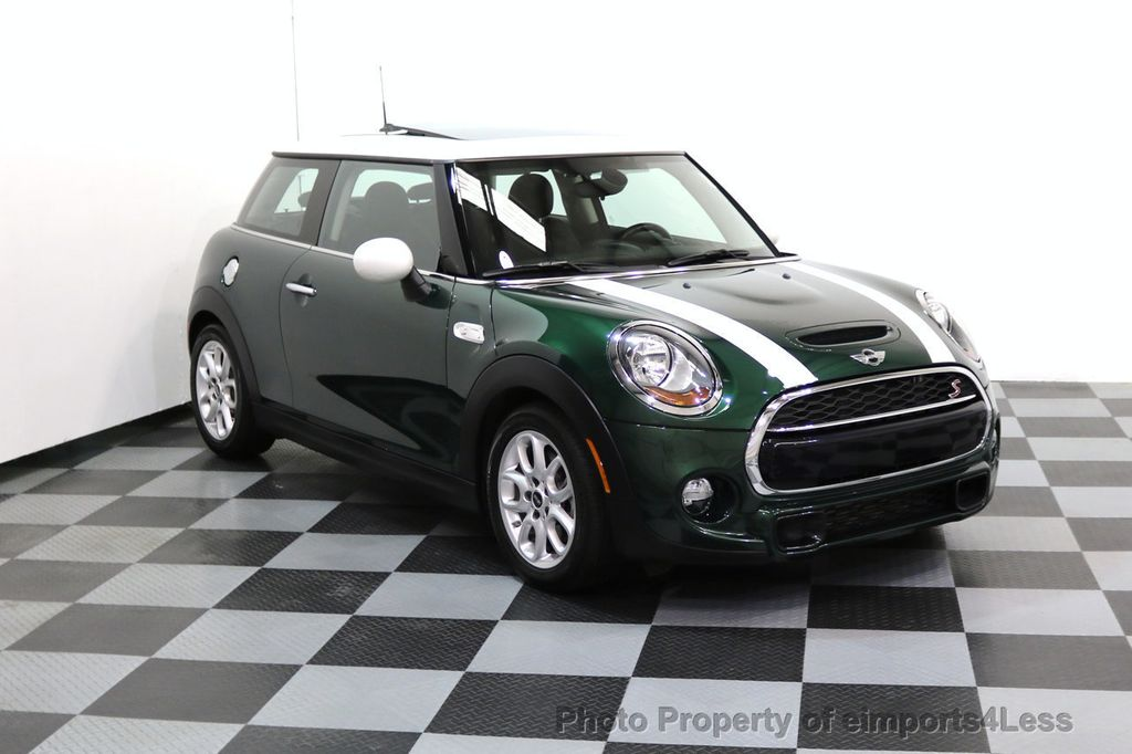 2014 MINI Cooper S Hardtop 2 Door CERTIFIED COOPER S HATCHBACK  - 17308040 - 41