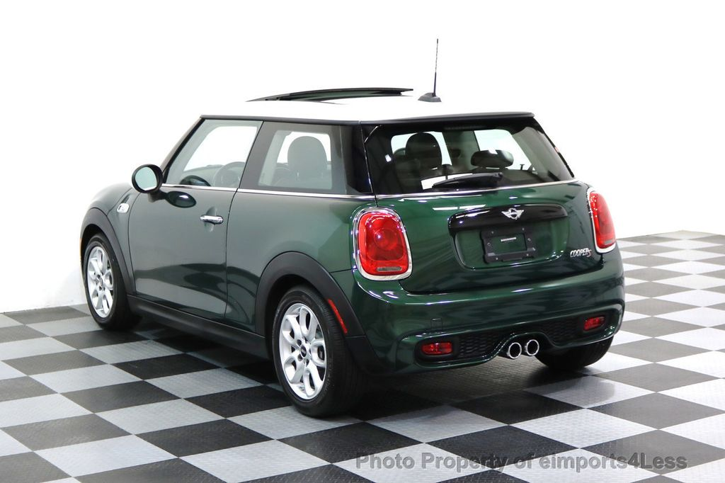 2014 MINI Cooper S Hardtop 2 Door CERTIFIED COOPER S HATCHBACK  - 17308040 - 42