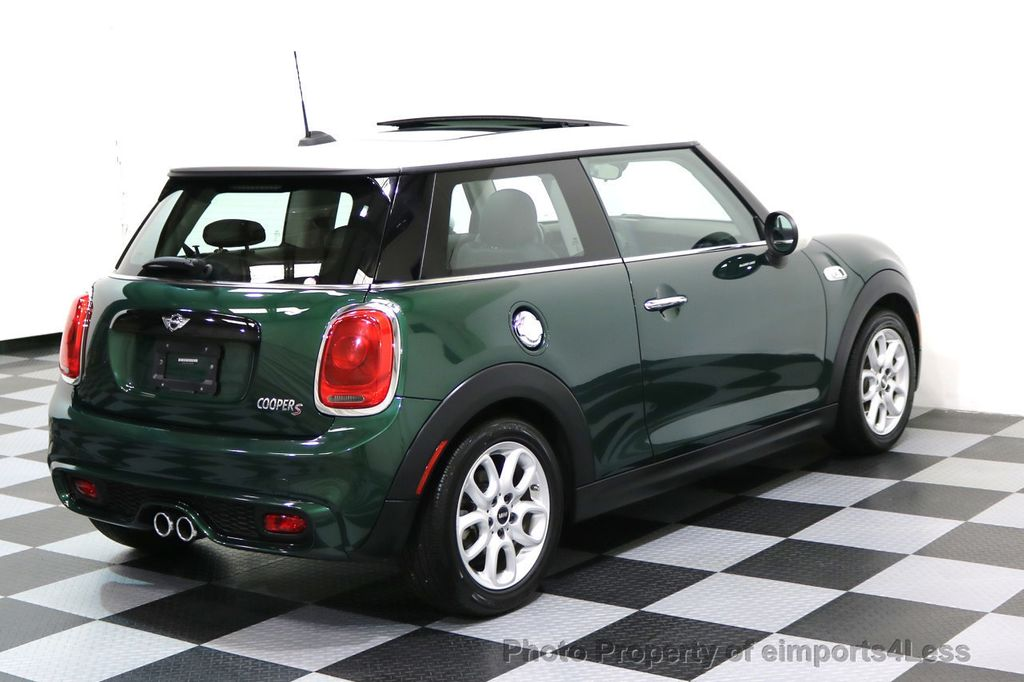 2014 MINI Cooper S Hardtop 2 Door CERTIFIED COOPER S HATCHBACK  - 17308040 - 43