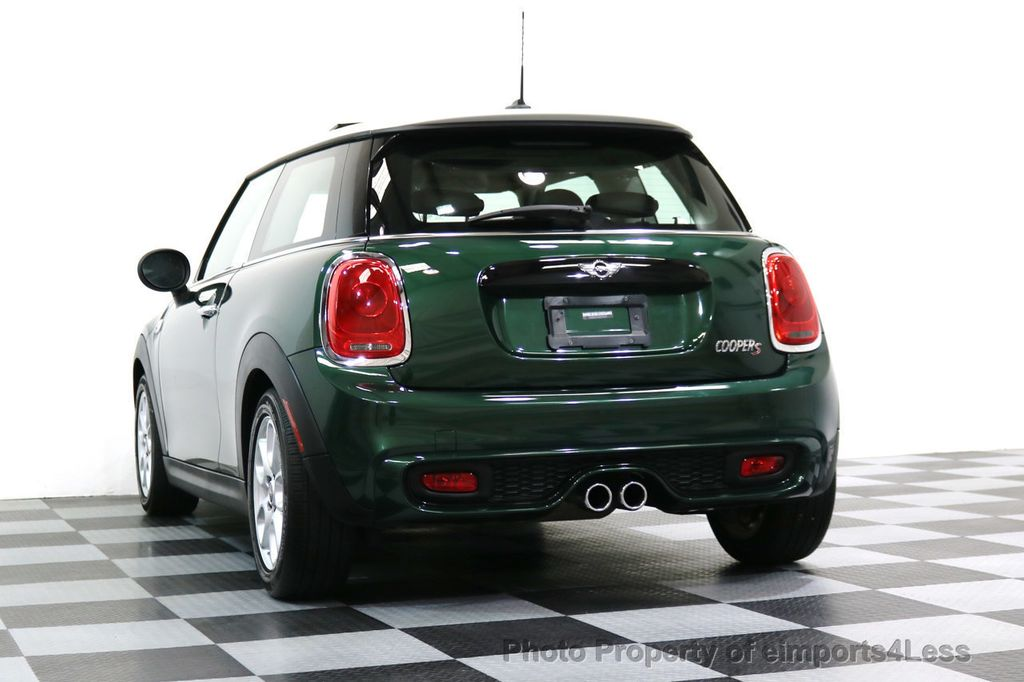 2014 MINI Cooper S Hardtop 2 Door CERTIFIED COOPER S HATCHBACK  - 17308040 - 44