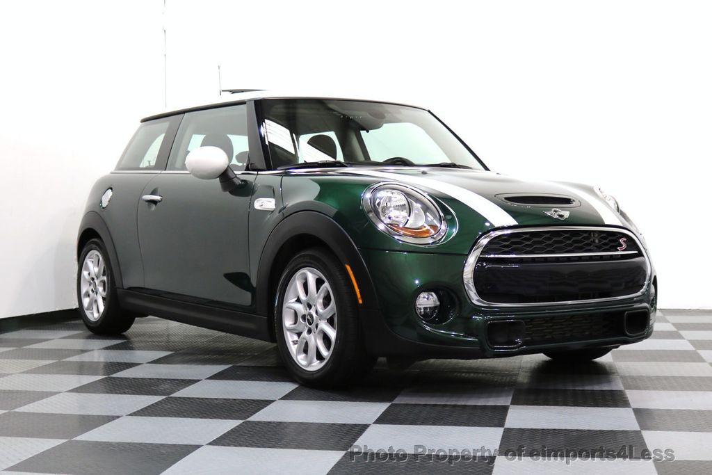 2014 MINI Cooper S Hardtop 2 Door CERTIFIED COOPER S HATCHBACK  - 17308040 - 46