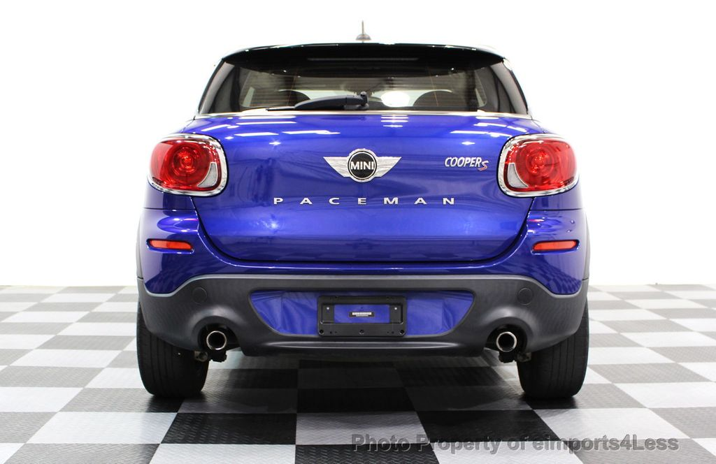 2014 MINI Cooper S Paceman CERTIFIED PACEMAN S ALL4 AWD 6 SPEED NAVIGATION - 16535941 - 15