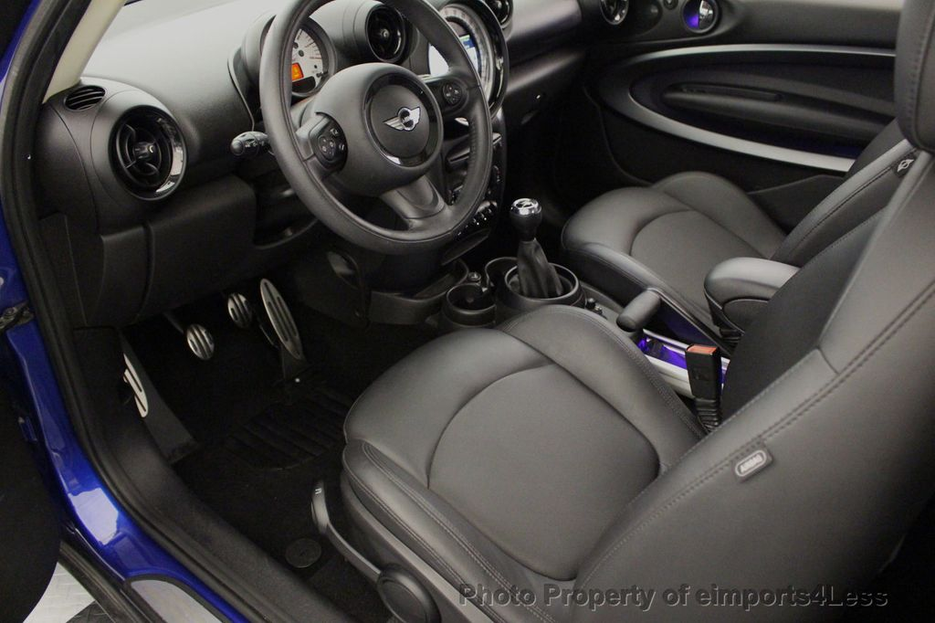 2014 MINI Cooper S Paceman CERTIFIED PACEMAN S ALL4 AWD 6 SPEED NAVIGATION - 16535941 - 21