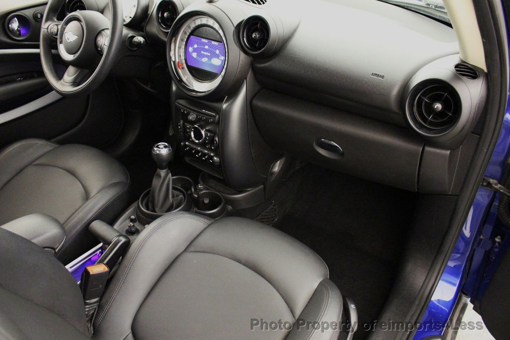 2014 MINI Cooper S Paceman CERTIFIED PACEMAN S ALL4 AWD 6 SPEED NAVIGATION - 16535941 - 22
