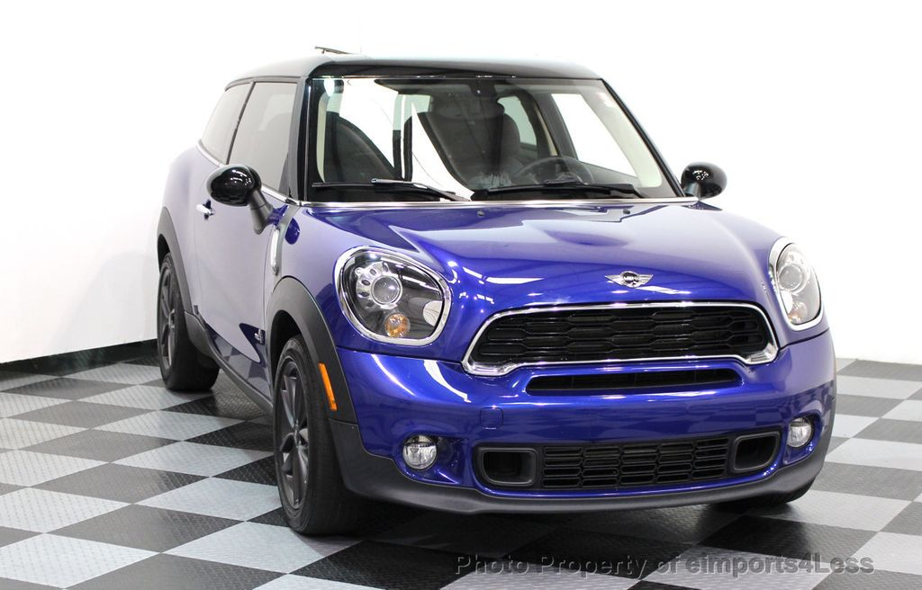 2014 MINI Cooper S Paceman CERTIFIED PACEMAN S ALL4 AWD 6 SPEED NAVIGATION - 16535941 - 26