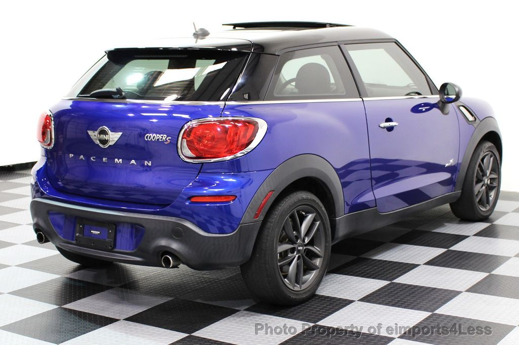 2014 MINI Cooper S Paceman CERTIFIED PACEMAN S ALL4 AWD 6 SPEED NAVIGATION - 16535941 - 29