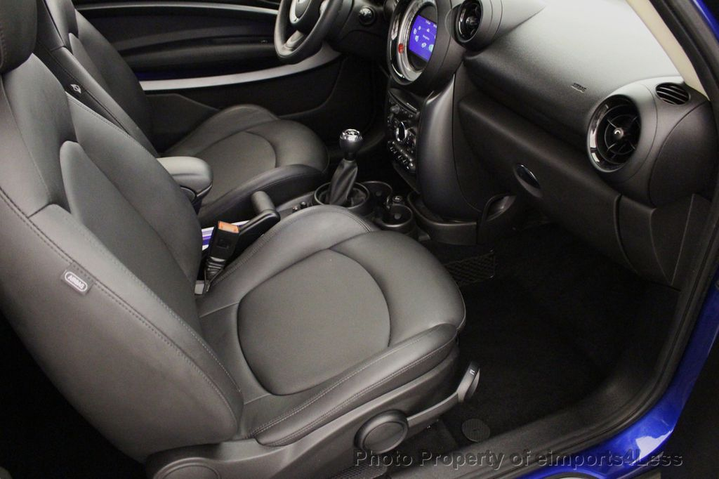 2014 MINI Cooper S Paceman CERTIFIED PACEMAN S ALL4 AWD 6 SPEED NAVIGATION - 16535941 - 35