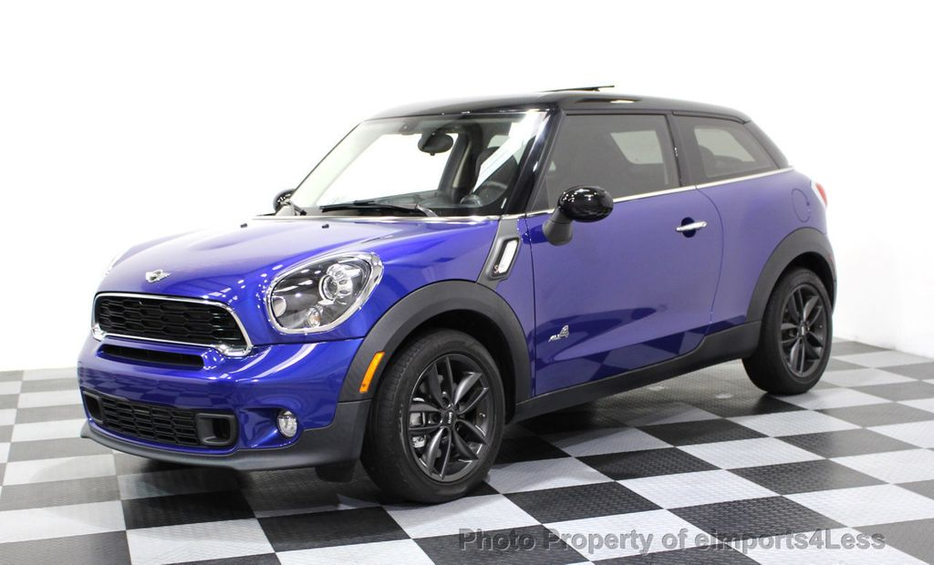 2014 MINI Cooper S Paceman CERTIFIED PACEMAN S ALL4 AWD 6 SPEED NAVIGATION - 16535941 - 40