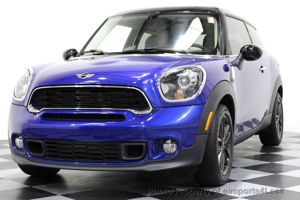 2014 MINI Cooper S Paceman CERTIFIED PACEMAN S ALL4 AWD 6 SPEED NAVIGATION - 16535941 - 46