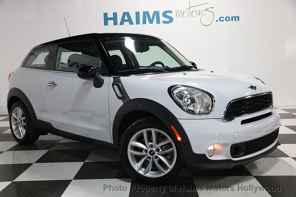 2014 Used Mini Cooper S Paceman Fwd 2dr S At Haims Motors Ft