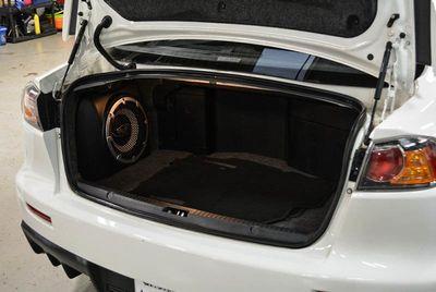 2014 Mitsubishi Lancer Evolution X GSR - Click to see full-size photo viewer