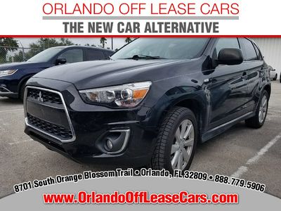 2014 Mitsubishi Outlander Sport 2WD 4dr CVT SE - Click to see full-size photo viewer