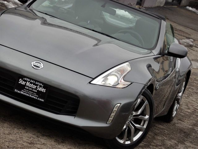 2014 Nissan 370Z 2dr Roadster Automatic - Click to see full-size photo viewer
