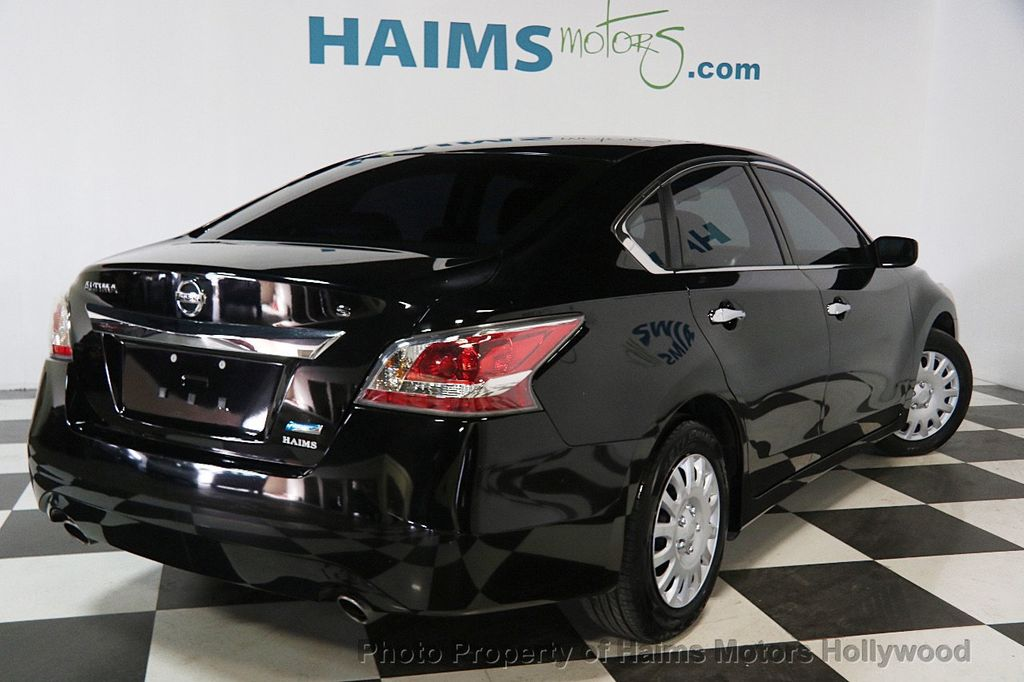 2014 used nissan altima at haims motors serving fort lauderdale