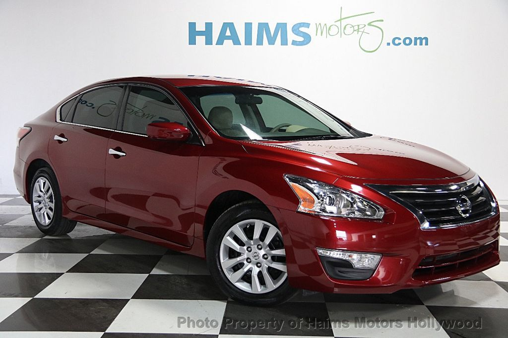 2014 Nissan Altima >> 2014 Used Nissan Altima 4dr Sedan I4 2 5 S At Haims Motors Serving