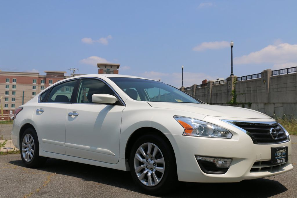 2014 Used Nissan Altima 4dr Sedan I4 2 5 S At Finish Line
