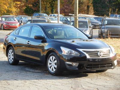 2014 Nissan Altima 4dr Sedan I4 2.5 S - Click to see full-size photo viewer