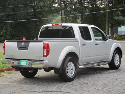 2014 Nissan Frontier 4WD Crew Cab SWB Automatic SV - Click to see full-size photo viewer