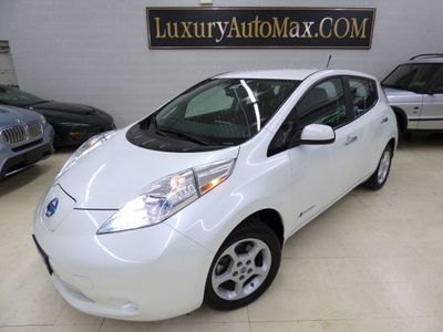 2014 Nissan Leaf FREE HOME DELIVERY UP TO 200 MILES AWAY Sedan