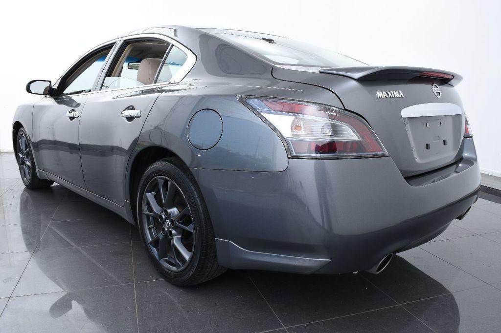 2014 Nissan Maxima 4dr Sedan 3.5 S   17662477   8