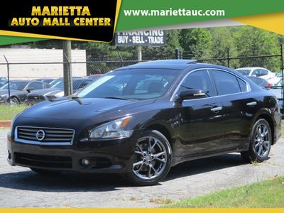 2014 Nissan Maxima 4dr Sedan 3.5 S - Click to see full-size photo viewer