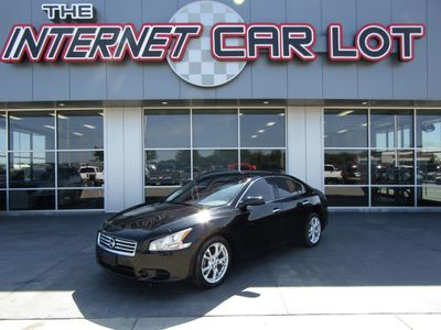 2014 Used Nissan Maxima 4dr Sedan 3 5 S at The Internet Car Lot Serving  Omaha, NE, IID 14050529