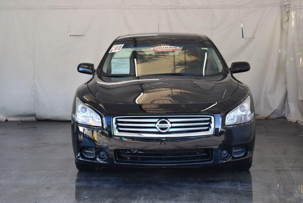 2014 Nissan Maxima 4dr Sedan 3.5 SV - 17603663 - 3