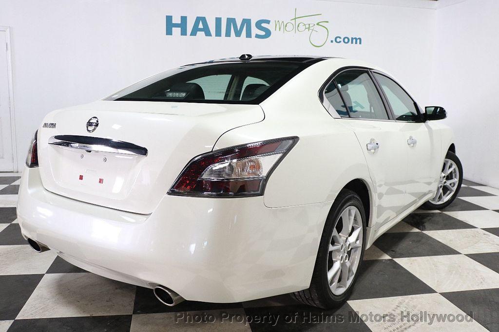 2014 Nissan Maxima 3.5 Sv >> 2014 Used Nissan Maxima 4dr Sedan 3.5 SV at Haims Motors ...