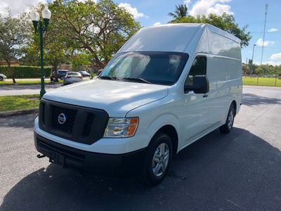 2014 Nissan NV High Roof 2500 V8 S Van
