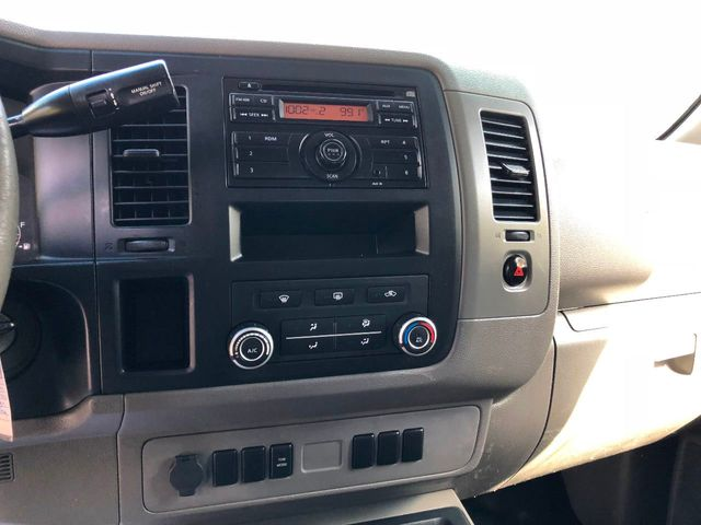 2014 Nissan NV High Roof 2500 V8 S - Click to see full-size photo viewer