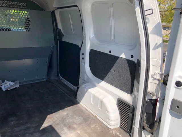 2014 Nissan NV200  - Click to see full-size photo viewer