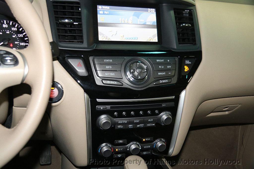 2014 Used Nissan Pathfinder 4WD 4dr SV at Haims Motors Serving Fort ...