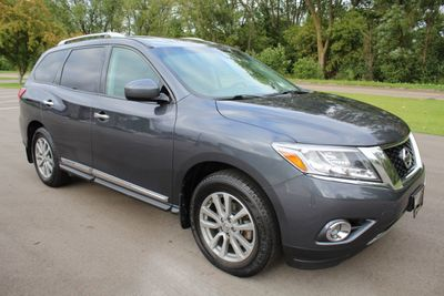 2014 Nissan Pathfinder 4WD SL LEATHER SUV