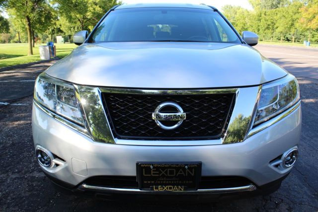 2014 Nissan Pathfinder ONE OWNER 4WD SL   - Click to see full-size photo viewer