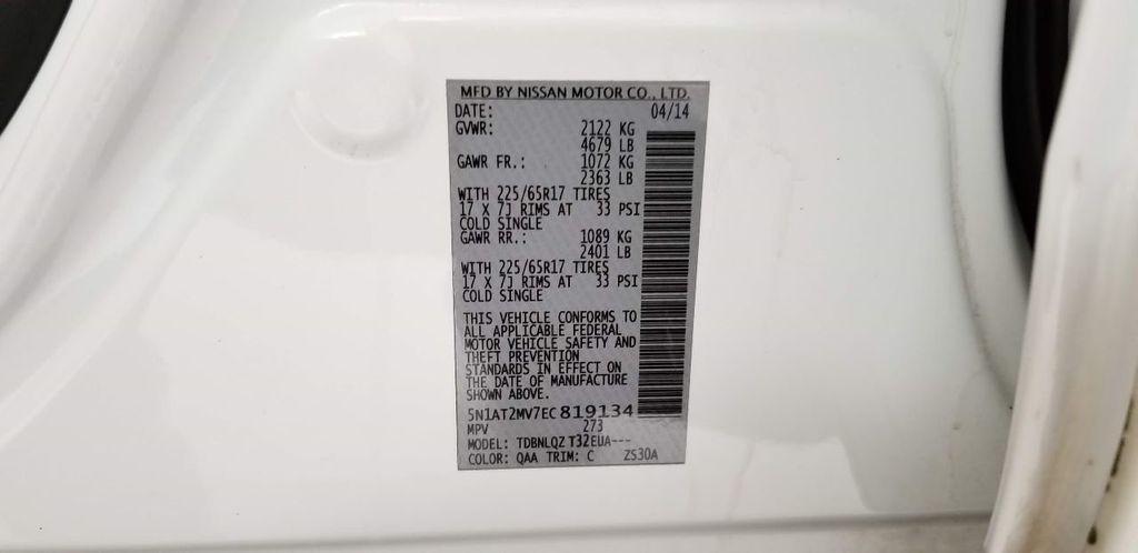 2014 Nissan Rogue AWD 4dr SV - 18007091 - 41