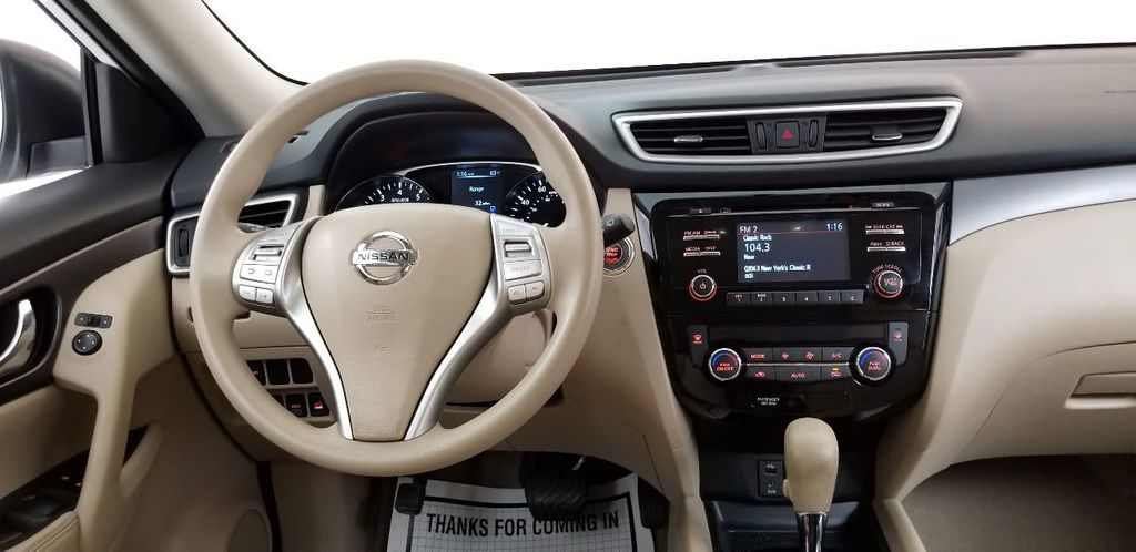 2014 Nissan Rogue AWD 4dr SV - 18007091 - 48