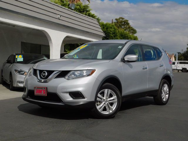 Nissan Suv Used >> 2014 Used Nissan Rogue Awd W Sv Trim Package At Jim S Auto Sales Serving Harbor City Ca Iid 18101885