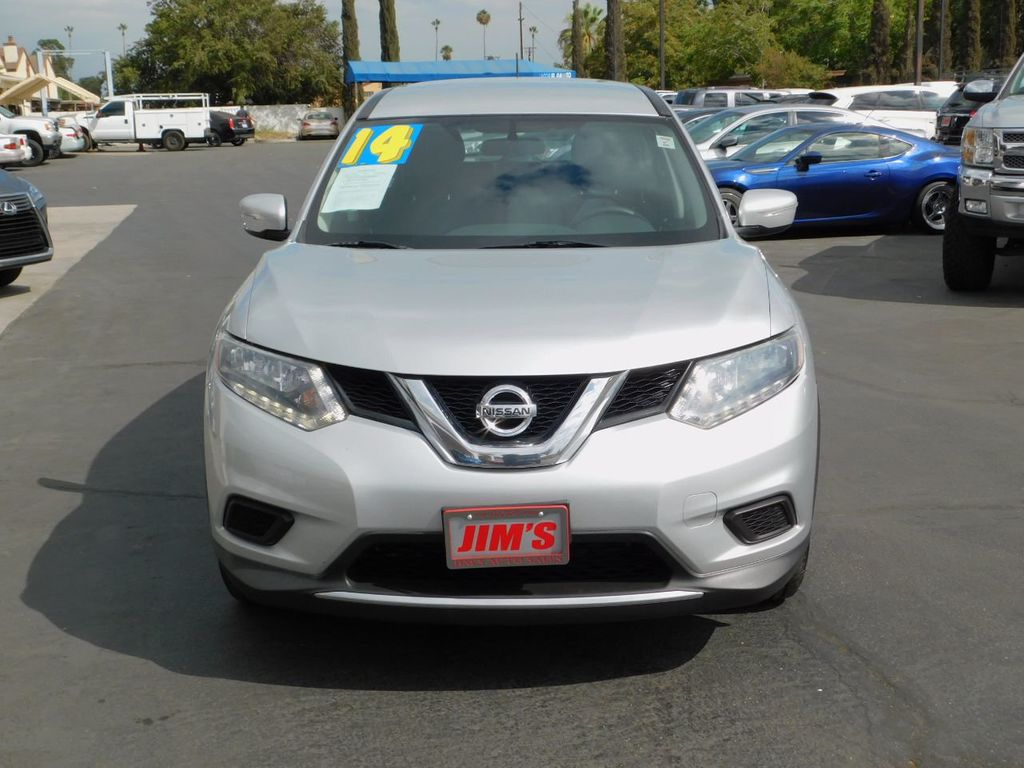 2014 Nissan Rogue AWD w/ SV Trim Package - 18101885 - 1