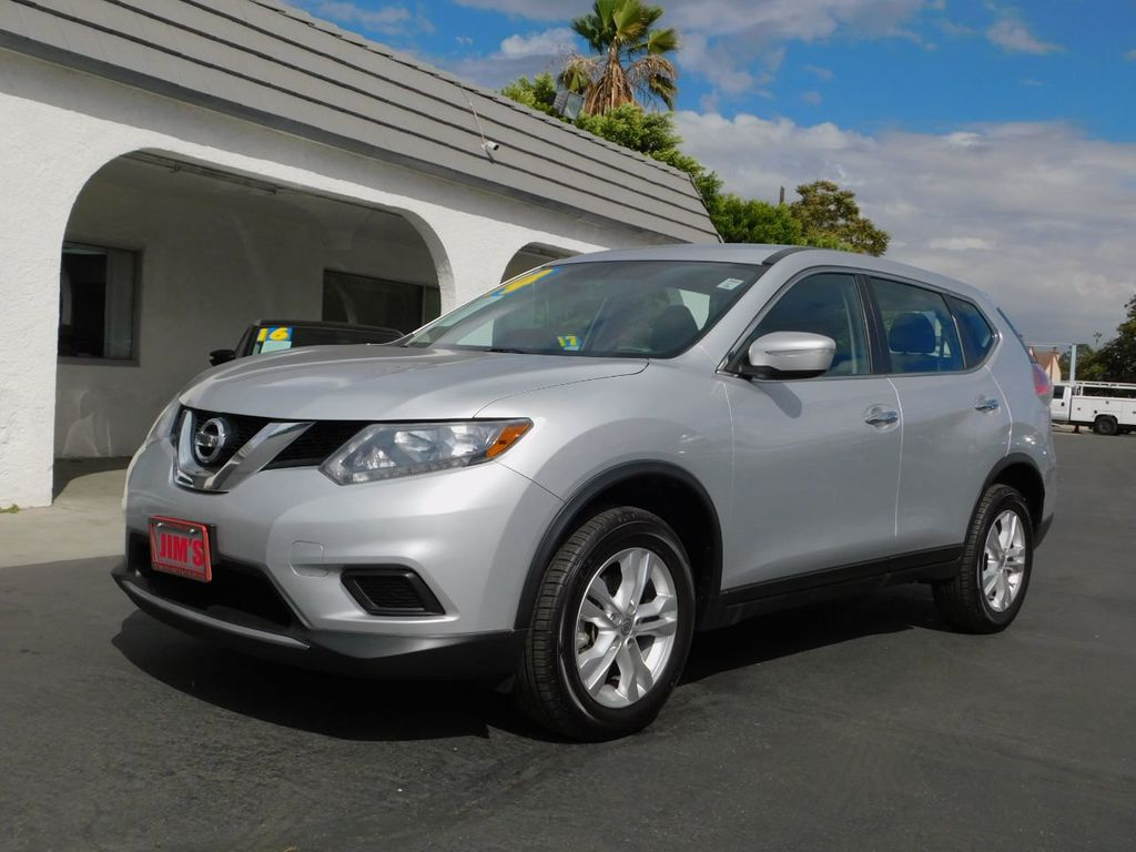 2014 Nissan Rogue AWD w/ SV Trim Package - 18101885 - 2