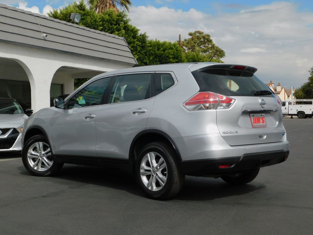 2014 Nissan Rogue AWD w/ SV Trim Package - 18101885 - 4