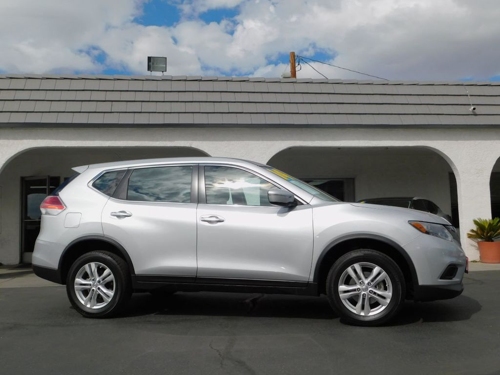 2014 Nissan Rogue AWD w/ SV Trim Package - 18101885 - 6