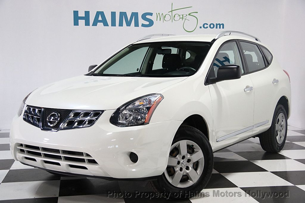 Used Nissan Rogue 2014 >> 2014 Used Nissan Rogue Select Fwd 4dr S At Haims Motors Serving Fort