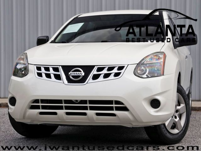 Nissan Rogue Select >> 2014 Used Nissan Rogue Select Fwd 4dr S At Atlanta Best Used Cars Serving Norcross Ga Iid 19067511